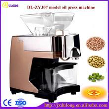 Inicio usado precio de fábrica modelo DL-ZYJ07 pequeña fría <span class=keywords><strong>semillas</strong></span> de sésamo máquina de la prensa
