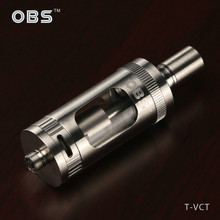 OBS 2015 new T-VCT tank exclusive design Block oil spills and filling juice from the top vaporizer atomizer