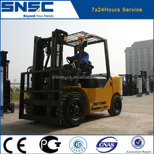 SNSC quality brand 4.5tons forklift trucks for sale