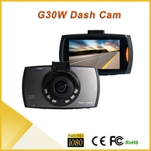 G30 Best Night Vision Camcorder hd 1080p Camera Car dvr, Front Camera Car