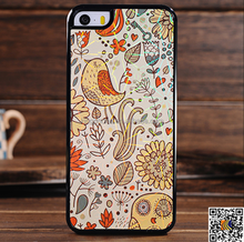 for iphone 5s custom changiing pattern hard cell phone case