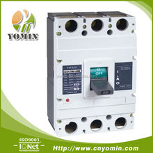 Manufacturer 630A 3POLE MCCB NF Moulded Case Circuit Breaker CDSM1-630L/3P-630 Electrical Supplies