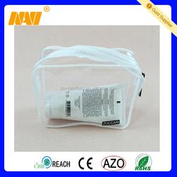 high quality cheap promotional clear pvc makeup bag