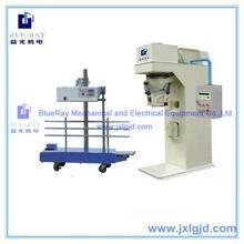2015 Jiqangxi Blueray Mechanical and Electrical packing equipment for zircon sand 5kg~50kg