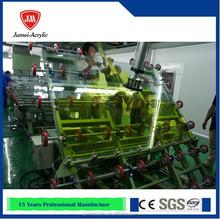 China leading acrylic factory producing high quality cast acrylic sheet/plexiglass sheet