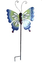 Metal butterfly ornaments design