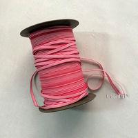 China Lambin women's garments round letter weaving ribbon tape
