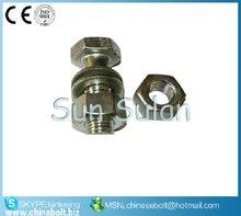 Hexagon head bolt, DIN933, DIN931, ISO4017, Hex bolts