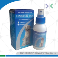 Insecticide fipronil spray 0.25%/pet medicine/fipronil manufacturers