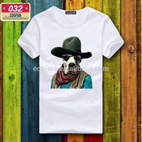 Wholesale Fashion Dress Mens Fashion T shirts Cheap Promotion Item China Factory Direct
