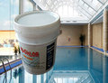 Piscina de limpieza y desinfección piscina de la tableta desinfectante