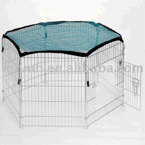 Portable Aluminum Fencing : Stainless metal portable large outdoor dog fence buy