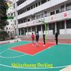 High-strength PP basketball court flooring tile