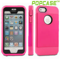 custom waterproof cell phone case for iphone 5 5s