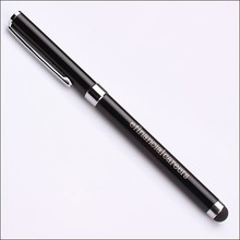 OEM Design Flexible Metal Touch Screen Stylus Ball Pen for Phone