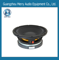 "10"" best portable subwoofer speaker systems driver units, 300w continue power speaker parts 10 inch subwoofer MR1020075"