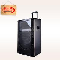 active wood trolley neodymium speaker voice coil wall mount speaker