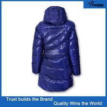 De calidad superior elegante chaqueta para las damas