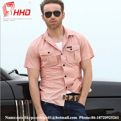Newest Slim Fit Color For Men With Wholesale Slim Fit Casual Shirts For Men