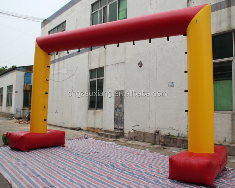 hot sale advertising inflatable arch