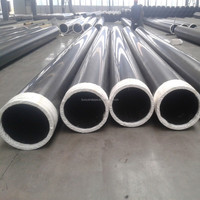 large size ultra high molecular weight polyethylene dredging pipe/bender/fitting