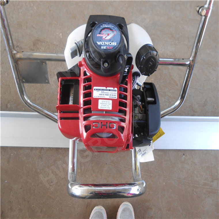 Famous Concrete Laser Screed Machine Self Leveling Screed