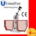 500j charpy teste máquina/teste deimpacto charpy máquina/testadorimpacto de preço