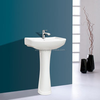 sanitary ware 2015 new model washing basin