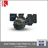 16t germanic air suspension