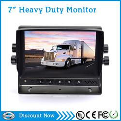7 INCH DASHBOARD STAND ALONE TFT CAR LCD MONITOR/SCREEN VD-718H