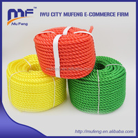 pe rope twisted pe packing rope