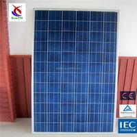high efficient 305W polycrystal solar cell panel