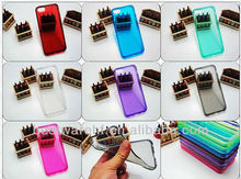New arrivals nail polish phone case for iphone,mobile phone case for galaxy 4