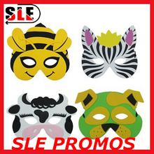 2016 Hot Selling Eva Animal Mask For Kids,Party Foam Eva mask For Children