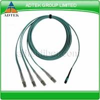 MPO-LC hybrid harness cable/mpo fiber jumper