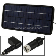 New product car charger Solar Panel Car Battery Charger for Cars