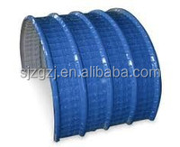 hot sale verified galvanized corrugated steel sheet silicon steel sheet