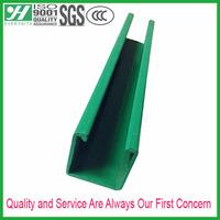 Green Coating Steel Channel