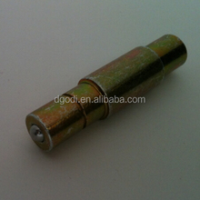 color zinc plated steel ball lock pin as automobile accessory, automobile components