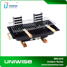 Charcoal Grill Hibachi BBQ Outdoor Cooking Camping with free BBQ Skewers