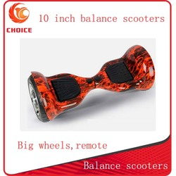 Big tire mini smart self balance electric bike kit scooter