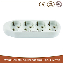 Goods In Stock Colorful Power Socket Outlet