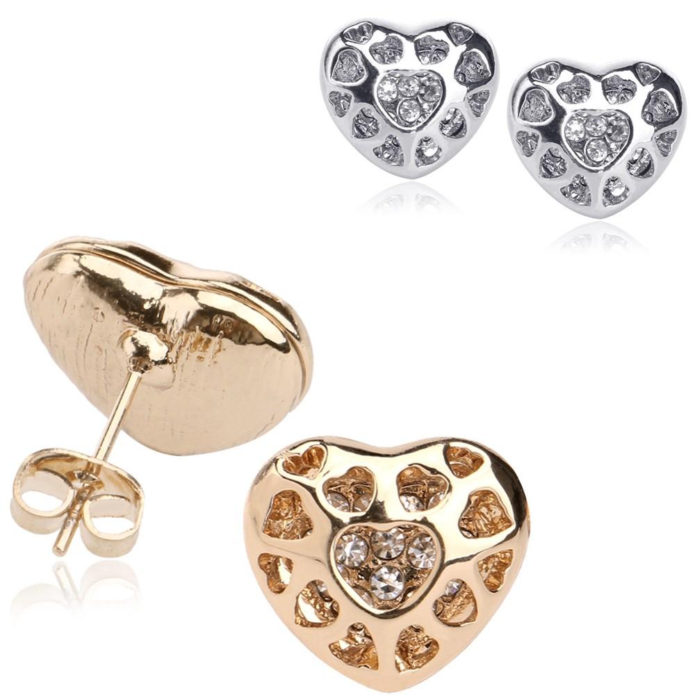 new arrival all types of earrings magnetic earrings