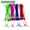 high quality single metallic twist tie string with bags