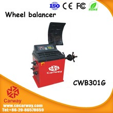 vehicle repair 3d wheel alignment and wheel balancer more suitable for low profile tyres