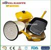 preseasoned kitchen tool cast iron enamel cookware