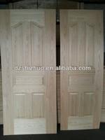 Red Oak Veneer HDF Door Skin/Moulded Door skin/ Veneer Door Skin Price