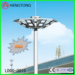 3-year warranty luxury energy saving high mast lighting design superb