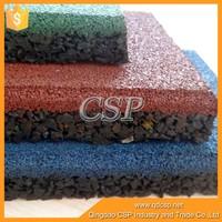 Gym Rubber Flooring,10mm-50mm Rubber Flooring Tiles rubber roof tiles