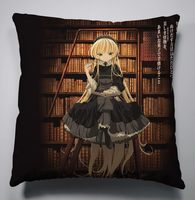 Japanese anime GOSICK pillow,living room with decorative square pillow, pillow DIY Christmas gift BZ103